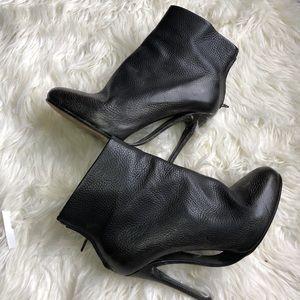 Maison Martin Margie leather boots 👢